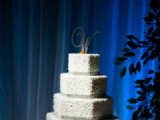 Patricia's Wedding & Custom Cakes always look great in our banquet hall