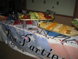 Liberty Township Tea Party Event